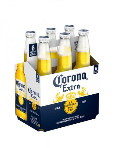 Six pack Corona