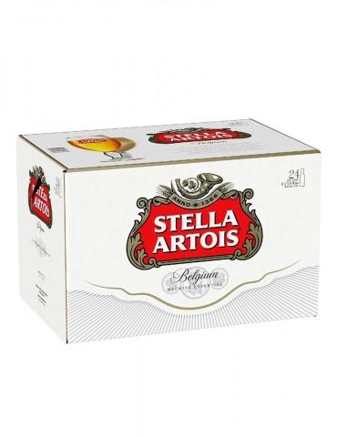Caja de Stella Artois x24