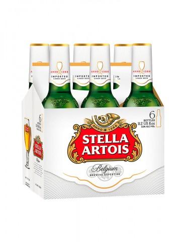 Six pack Stella Artois