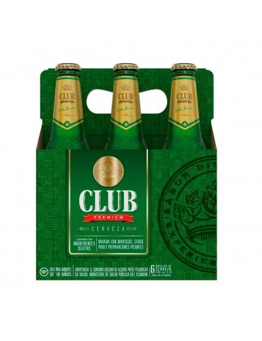 Six Club personal vidrio