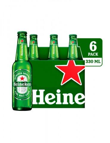 Six pack Heineken