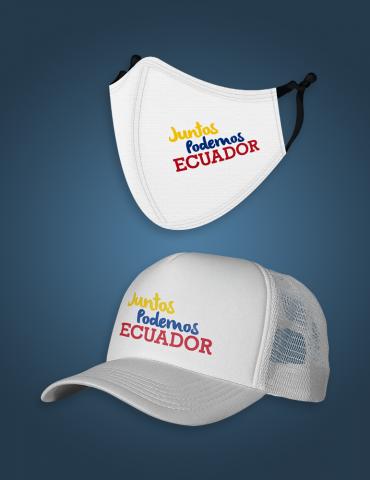 Combo Juntos podemos Ecuador