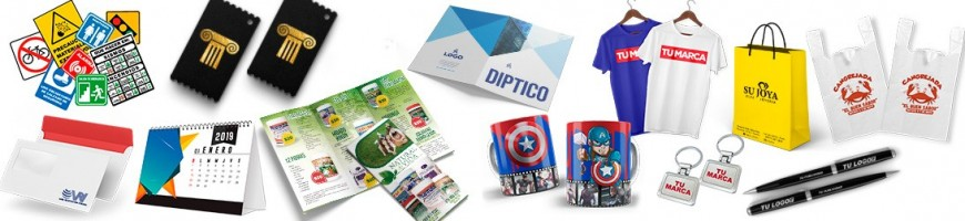 Productos de imprenta ubicados en la ciudad de Machala